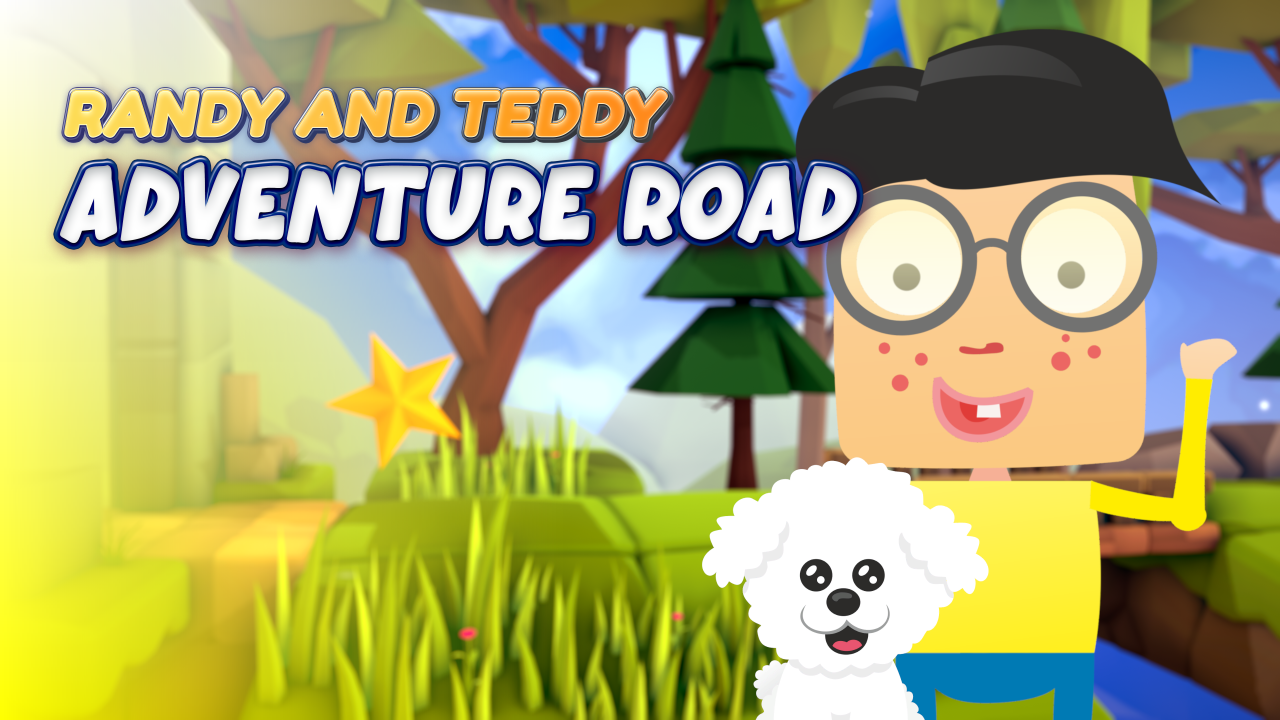 Game Release – Randy and Teddy Adventure Road